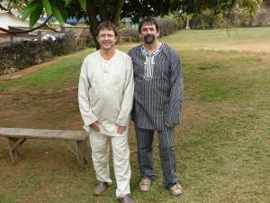 Denis et Bernard 1 JEM cameroun 2011