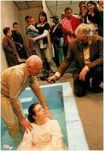 baptême colombier