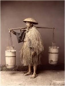 Porteur d'eau chinois 3